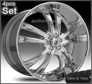 26 Lexani Rims and Tires Wheels Chevy Ford Escalade