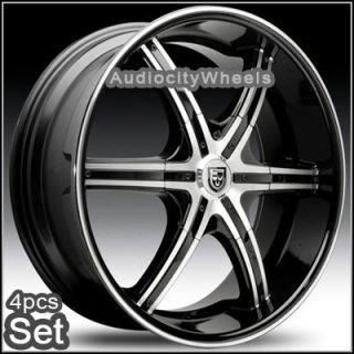 22inch Laxani Wheels Land Range Rover FX35 Rims