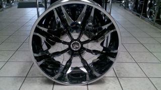 28 Dub Doggy Style Wheels Tires Lexani Tis FOOSE 26