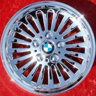 NEW 16 BMW 540I 528I 530I E39 OEM CHROME WHEELS RIMS EXCHANGE 59253