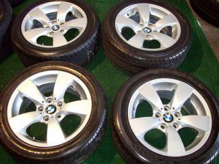 17 BMW WHEELS TIRES 525I 528I 530I 535I 545I 550I 533 633 L6 733