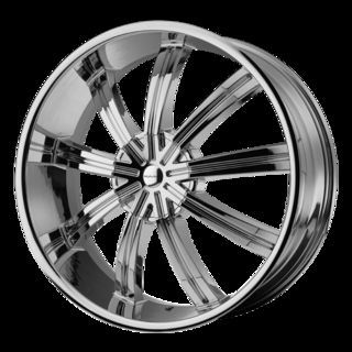 WIDOW CHROME RIMS AND 40X15 50X20 NITTO MUD GRAPPLER WHEELS TIRES