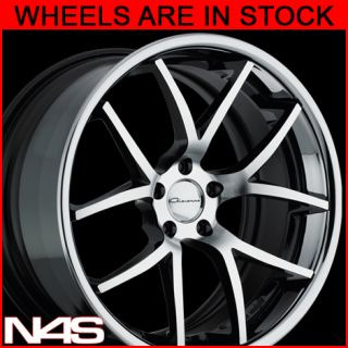 20 INFINITI G35 SEDAN GIOVANNA LIGHTWEIGHT MONZA CONCAVE WHEELS RIMS