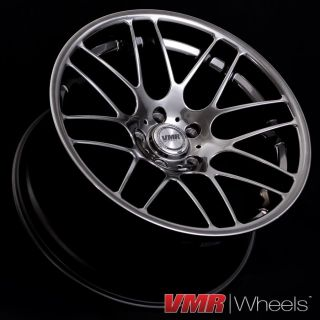 inch Hyper Black VB3 CSL Wheels BMW 3 Series E46 M3 325i 330i