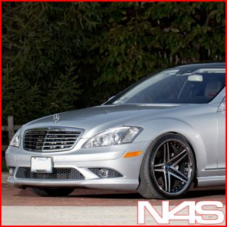 S600 S63 S65 Rohana RC5 Machine Concave Staggered Wheels Rims