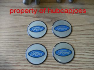 Ford Emblems Stickers Hubcaps Center Caps Alloy Wheels