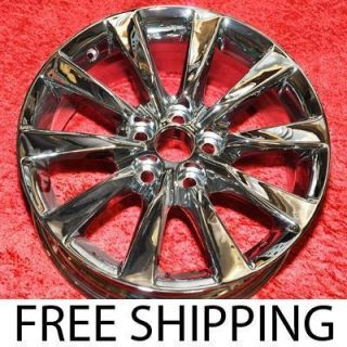 of 4 New 18 Chrome Lexus LS460 LS600HL OEM Wheels Rims 74221 EXCHANGE