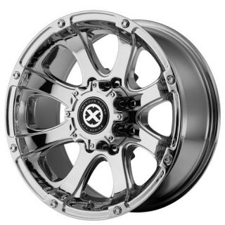 16 inch Chrome Wheels Rims Chevy Silverado 2500 3500 HD Dodge Ford