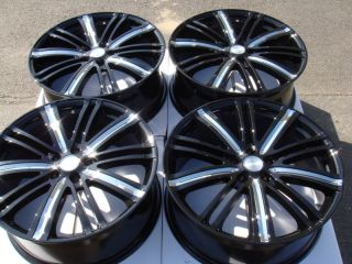 Effect Wheels Buick Grand Prix Am Impala Malibu Cadillac CTS Rims