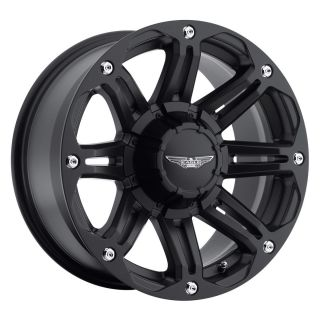 CPP American Eagle style 050 wheels rims, 18x8.5, 6x5.5, matte black