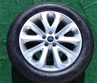 Genuine Factory 2013 Range Rover HSE 20 inch Wheels Tires Land