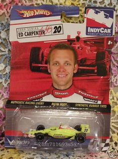 Hot Wheels IndyCar Series 1 64 Scale Ed Carpenter 20
