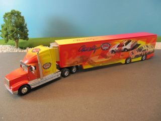 Hot Wheels Diecast Tractor Trailer Transport Parts America Darrell
