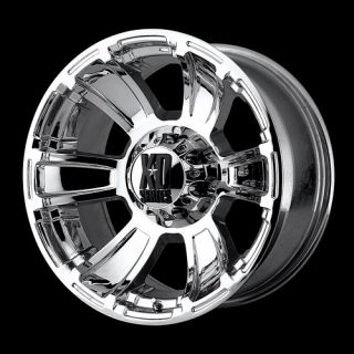 Chrome 20 x 10 8x170 Ford F 250 F350 Super Duty Wheels Rims