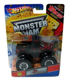 Hot Wheels Monster Jam Northern Nightmare 1 64 Scale 2012 Topps