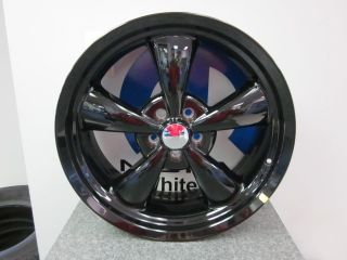 Chrysler 300 Challenger Black Alloy Wheels 20 Mopar 10