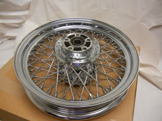 Harley Davidson 80 Spoke 16 Rear Wheel 42954 04