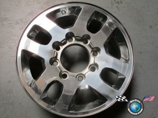 One 2012 Chevy GMC HD2500 HD 2500 Factory 18 Forged Wheel Rim 5502