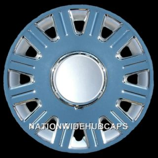 Victoria P71 Steel Wheel Rim Covers Full Hub Caps Trim Cover
