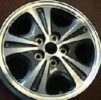 Factory Alloy Wheel Mitsubishi galant 99 03 16  65768