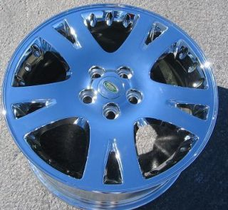 Rover Range Rover HSE Chrome Wheels Rims Exchange Your Stock
