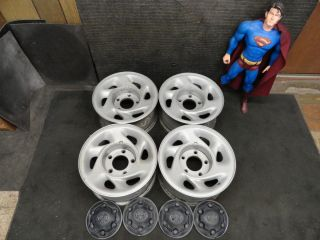 RAM Van 1500 Factory Wheels Stock Rims 94 95 96 97 98 99 00 01