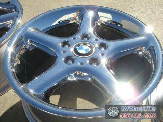 New 17 BMW Z3 325i 328i 330i Chrome Wheels Rims Exchange 59222
