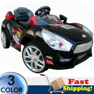 on Car 6V Battery Power Sports Car R C Wheels 6V 10AH  RC