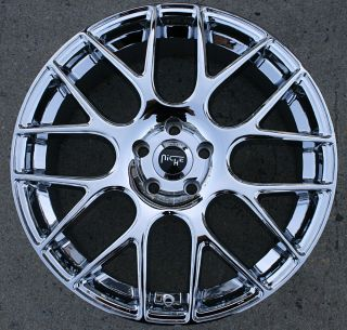 Niche Circuit M107 19 Chrome Rims Wheels Maxima 94 Up 19 x 8 5 5H 35