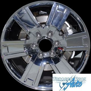 20 New Chrome Clad Alloy Wheel 2007 2008 2009 2010 2011 Ford