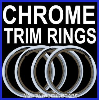 Trim Rings Beauty Bands Glamour Wheel Rim Steel Wheels Lug Rims