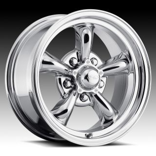 CPP American Eagle Style 111 211 Wheels Rims 15x8 5x4 5 Chrome