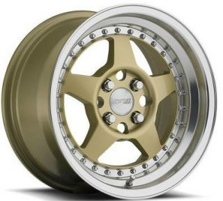 Wheels Rims for Scion XB XA CRX Civic Del Sol MR2 Miata 4 x 100