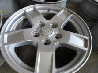 Factory Jeep Grand Cherokee Jeep Commander Alloy Wheels Nice