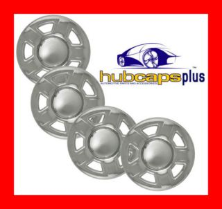 Escape 15 Chrome Wheel Skins Hubcaps Covers Hub Caps