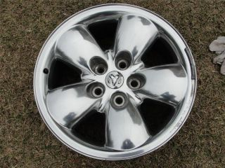 20 Dodge Ram 1500 OEM Alloy OEM Wheel Rim