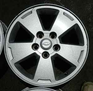 06 12 Chevy Impala 16 Alloy Wheel Rim PY0 LKQ