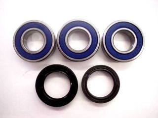 Rear Wheel Bearings Seal Kit Honda CR125R CR250R CR500R