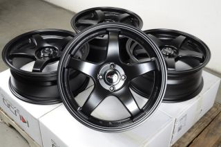 17 Kudo Wheels Rims 4x100 Acura Integra Ford Escort Honda Accord Civic