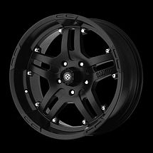 20 inch Ford F350 Superduty Truck Rims Wheels Black