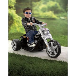 Power Wheels Fisher Price Harley Davidson Rocker
