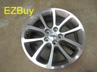 inch Ford Fusion 2008 2010 Factory Alloy Wheel Rim 3705 111902