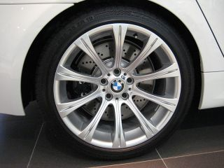 BMW Front M5 Radial Spoke Style 166 19 Alloy Rim E60