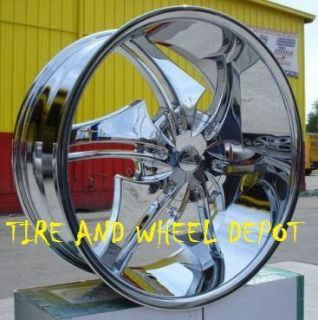 B13 RIMS AND TIRES YUKON AVALANCHE ESCALADE SIERRA DENALI TAHOE F 150