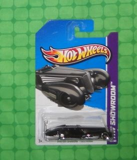 2013 Hot Wheels Showroom 185 American Turbo Custom Cadillac Fleetwood