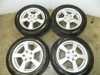 JDM VIP Wheels and Tires 16x6 5 48 w 205 55R16 Tres Rays Volk Enkei