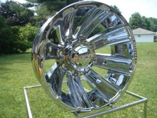 16 Ford F350 Super Duty Dually Chrome Wheels