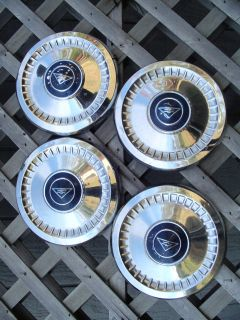 Chevrolet Chevy II Corvair Wheel Covers Hubcaps Wheels