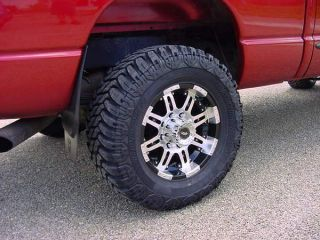 Dale Jr Cannon Wheels 18x9 Chevy Ford Dodge 8 Lug Cannon Series