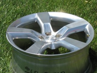 20 CAMARO factory original oem stock aluminum alloy wheel rim 5445 1